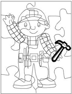 Printable worksheets for kids Puzzles to cut 3