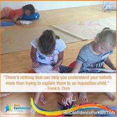 Quotes For Kids, Understanding Yourself, Confidence, Children, Kids, Self Esteem, Child, Babys, Babies