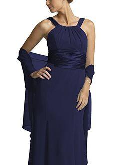 "Flora Chiffon Bridal Bridesmaid Shawl Prom Wrap Draping Stole,90""L (Navy Blue) Flora http://www.amazon.co.uk/dp/B01C5QRJRS/ref=cm_sw_r_pi_dp_Saa6wb1NVTFZD"
