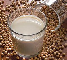 El Laboratorio del Chefgonin: Como hacer leche de soja-soya, tofu y Okara. (How…