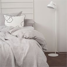 Sove Linen Duvet Cover in Ash grey by NZ's Citta Design. This pure linen bedding collection is crisp and inviting. New Zealand Stockist Linen Bedroom, Linen Duvet, Bedroom Decor, Girls Bedroom, Master Bedroom, King Bed Linen, King Beds, Luxury Duvet Covers, Cozy Bed