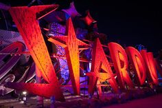 The Neon Museum in Las Vegas, featured in our December issue, in shops now. The museum features signs from old casinos and businesses, displayed over 6 hectares. The signs are considered by Las Vegas locals and business owners to be not only artistically, but also historically significant to the culture of the city. #lasvegas #USA #travelgram #travelphotography #instatravel