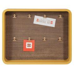 BOHO MARKET 8-clip photo frame 32 x 40 cm