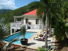 Bo Atabey a private location with sundrenched Pool