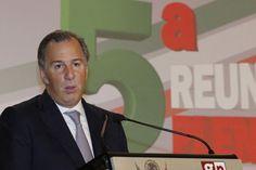 Peña dejará finanzas sanas, asegura Meade