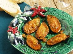 Steamed Mussels in Butter