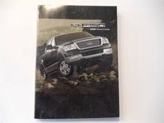 2005 Ford F-150 Owners Manual Book