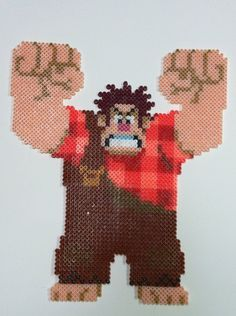 deviantART: More Like Perler Bead Minecraft Sprites by ~thewiredslain