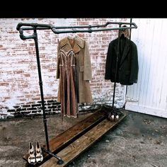 Industrial rolling rack