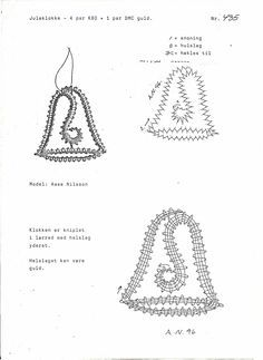 Bobbin Lace, Christmas Images, Xmas, Flowers, Paper Pieced Patterns, Bobbin Lace Patterns, Christmas Printables, Lace Making, Xmas Pictures