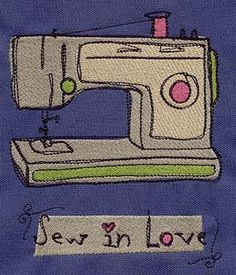 Urban Threads: Sew in Love (2 sizes)