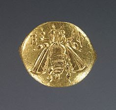 Bee, Greek, 300–200 B.C.