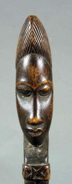 Akan Baule, Cote d'Ivoire. 5995
