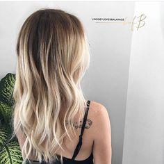 soft blonde//