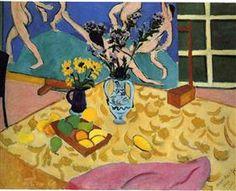 Still Life with 'Dance' - Henri Matisse