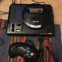 Interesting one by mrsmiley1987 #segamegadrive #microhobbit (o) http://ift.tt/2ryspmn yeah. The game came with a console. Time for some gaming! #sega   #90s
