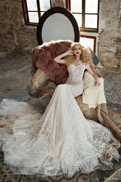 JULIE VINO Spring 2015 #Wedding Dresses Part 1 — Mystic Dusk and Desert Rose #Bridal Collections | Wedding Inspirasi  #weddinggown #weddingdress #weddings