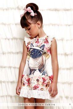 Vestido Infantil Miss Cake Doce Princesa 510154 - Lila Baby e Cia Moda Infantil Fashion Kids, Girls Dresses, Flower Girl Dresses, Baby Dresses, Dress Girl, Miss Cake, Lila Baby, Spring Dresses, Toddler Girl