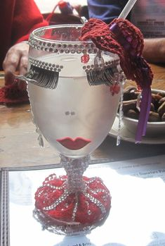 Image result for red hat society pink