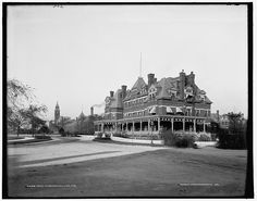 Hotel Florence, Pullman, Ill's. Library of Congress