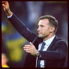 Shevchenko ' Grande ' Ukraine #coach . #mymenstyle .