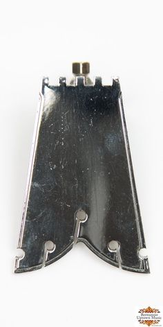 Price stamped straight tailpiece, gently used. Patent No. 277,869.