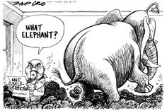 Zapiro: ANC self-criticism - Mail & Guardian Self, African, Humor, Image, Cartoons, Comics, Animated Cartoons, Humour, Cartoon