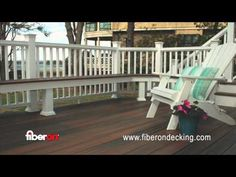 Fiberon Decks - Video of decks using the most beautiful and durable composite decking