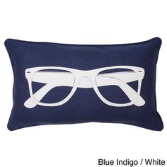 Sunglasses Printed Throw Pillow | Overstock.com Shopping - Great Deals on Thro Throw Pillows