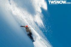 snowboarding by scott serfas