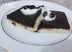 Sütlü Tatlı (10 Dakikada) Pasta Cake, A Food, Food And Drink, Tiramisu, Recipies, Cheesecake, Deserts, Pudding, Meals