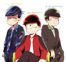 あああ〜 (@yasai_0301) | Twitter Mafia, Osomatsu San Doujinshi, Anime Guys, Brother, Wattpad, Animation, Cute, Otaku, Fandom