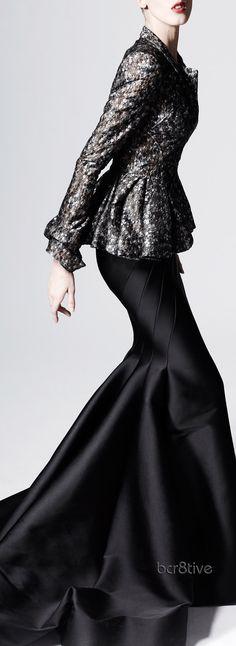 Zac Posen  Duchess Evening Skirt