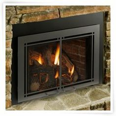 Create a fireplace that perfectly suits your home with the gorgeous Majestic Triumph Direct Vent Gas Fireplace Insert . Vented Gas Fireplace Insert, Direct Vent Gas Fireplace, Fireplace Inserts, Fireplace Ideas, Find Furniture, Furniture Decor, Gas Insert, Gas Fireplaces, House Ideas