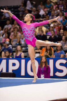 2015 P&G Championships Day 1: Olivia Dunne