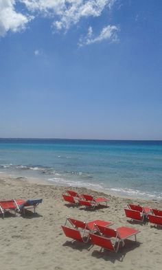 Gallipoli Beach La Spiaggia Club.