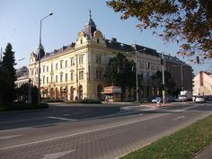 Arany Bárány Hotel, Zalaegerszeg Holiday World, City People, Wonders Of The World, Street View, Mansions, Wikimedia Commons, House Styles, Places, Cities
