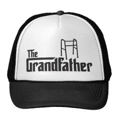 The Grandfather Trucker Hats