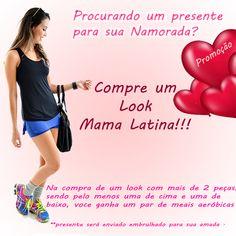Promoção Mama Latina !!! #fitness #fit #modafit #modafitness