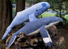 patchwork whales