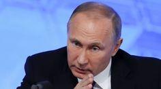 Presumptuous Politics: Putin reaches out to Trump, while thumping Dems