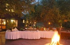 Grand Kruger Lodge Marloth Park, Holiday Accommodation, South Africa, Spaces, Table Decorations, Southern, Holidays, Home Decor, Holidays Events