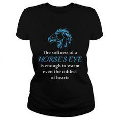 Cool Horses eye Shirts & Tees