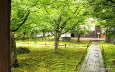 Rurousha 流浪者: The Christian Zen garden at Zuihō-in