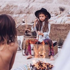 little boho camper