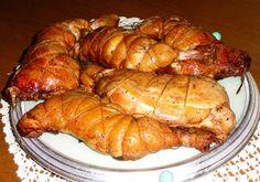 COOKING WITH ANISOARA: PULPE DE PASARE AFUMATE LA FUM Jamie Oliver, Pork, Meat, Home, Kale Stir Fry, Pork Chops