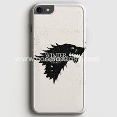Game Of Thrones Stark - Winter Is Coming iPhone 7 Case | casefantasy