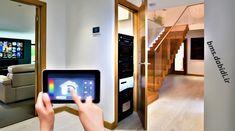 به هر خانه معمولی که سیستم ها و تجهیزات هوشمند و دستگاه های الکتریکی نصب شده در آن به اینترنت متصل شده و ساکنین خانه امکان کنترل و مدیریت این سیستم ها را از هر جای دنیا داشته باشند اصطلاحاً یک خانه هوشمند گفته می شود.