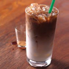 Iced Caramel Macchiato Starbucks...had this today, drinking a latte now...looks like I'm sleeping past bed time tonight