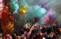 Holi 2014: O Festival das Cores